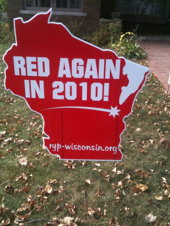 Red young professionals ready to reeducate WI